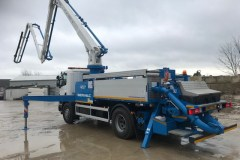 Boom Pump Hire Oldham