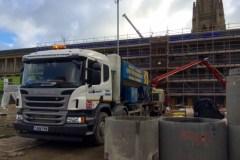 Concrete Pumping Leeds