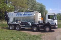 Ready mix concrete scania