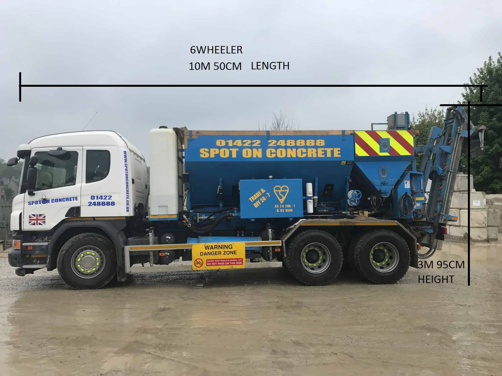 Leeds Ready Mix Concrete