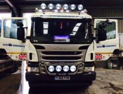 ready mix concrete supplies huddersfield