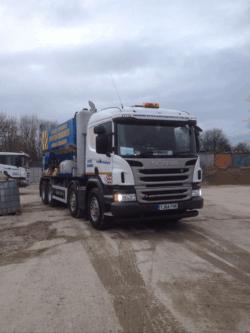 Ready Mix Concrete Service Bradford