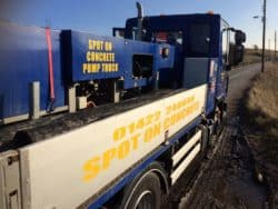 Concrete Pumping Suppliers Bradford