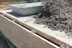 Ready Mixed Concrete on Site Leeds