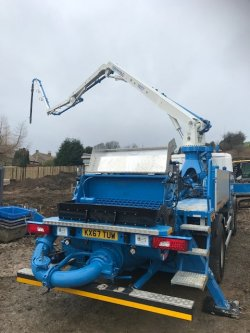Concrete Pumping Wakefield